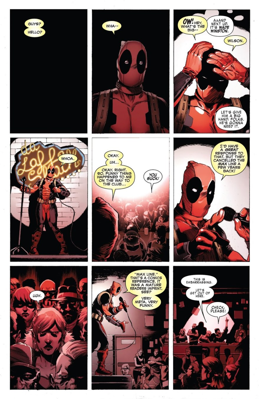 Deadpool's Version Of Hell