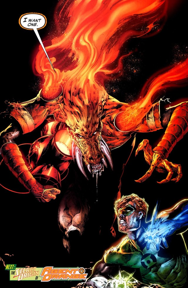 Larfleeze (Green Lantern Vol. 4 #40)