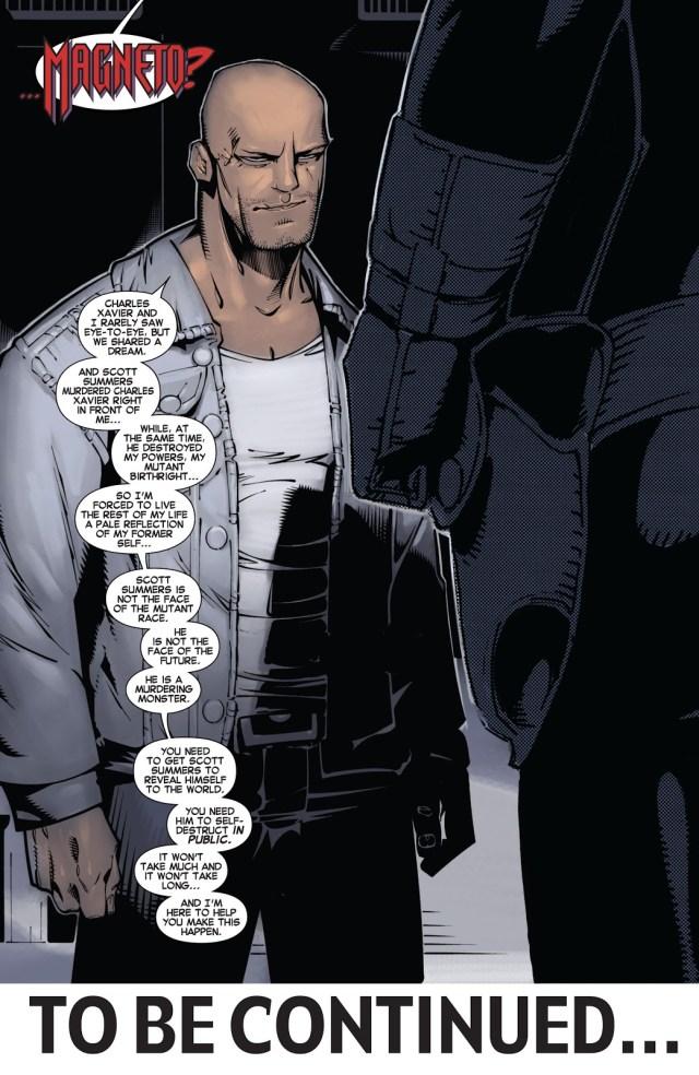 Magneto (Uncanny X-Men Vol. 3 #1)