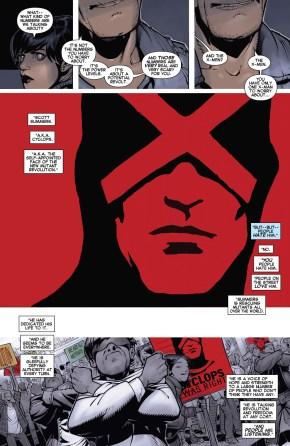 Scott Summers Mutant Revolution