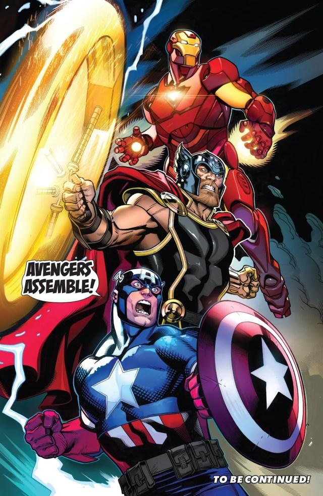 Avengers Vol. 8 #1
