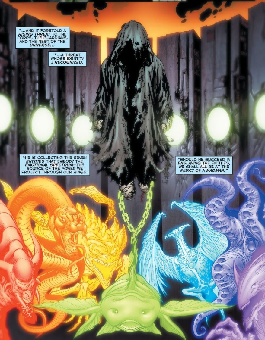 Krona (Green Lantern Corps Vol. 2 #55)