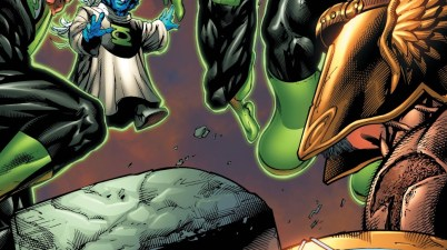 The Green Lantern Corps Honor Guard (Green Lantern Corps Vol. 2 #54)