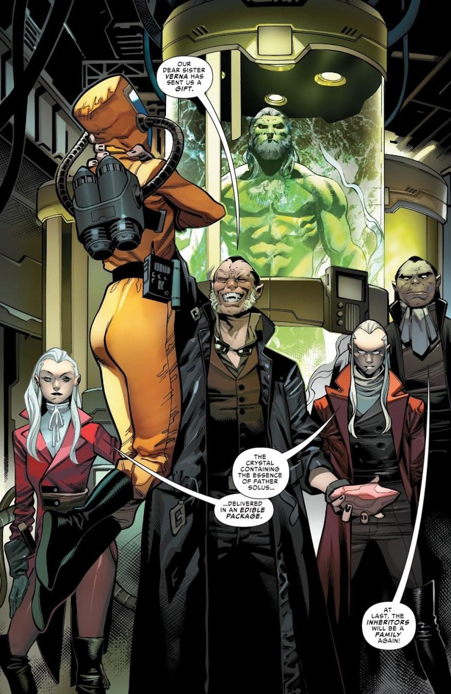 From - Spider-Geddon #5