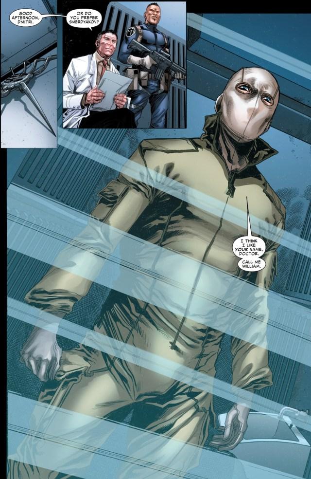 The Chameleon (Avenging Spider-Man #20)