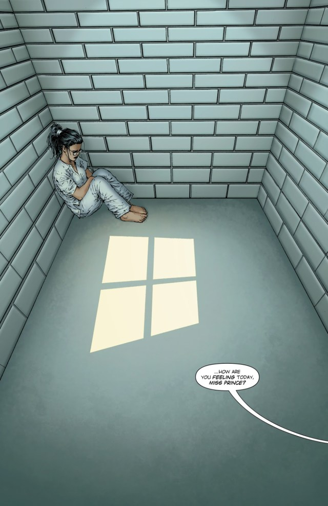 Diana Prince ( Wonder Woman Vol. 5 #15)