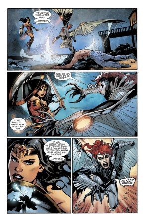 How Wonder Woman Defeated Silver Swan (Rebirth)
