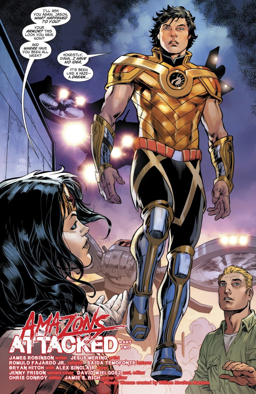 Jason (Wonder Woman Vol. 5 #42)