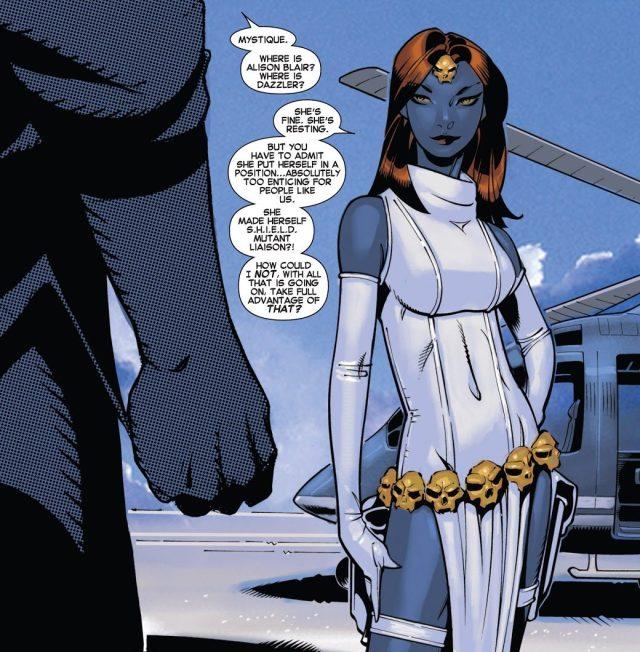 Mystique (Uncanny X-Men Vol. 3 #16)