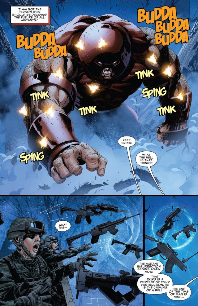 Brotherhood Of Evil Mutants (Uncanny X-Men Vol. 5 #16)