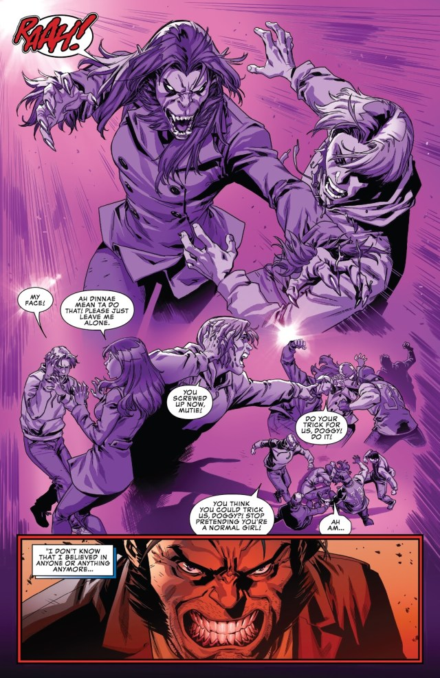 How Wolfsbane Died