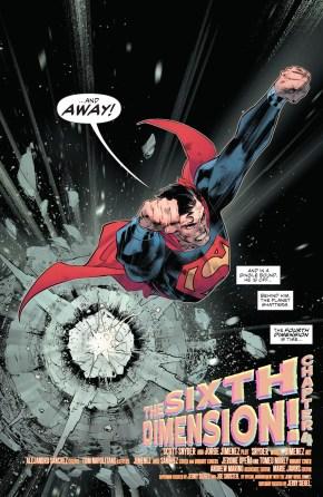 Superman (Justice League Vol. 4 #23)