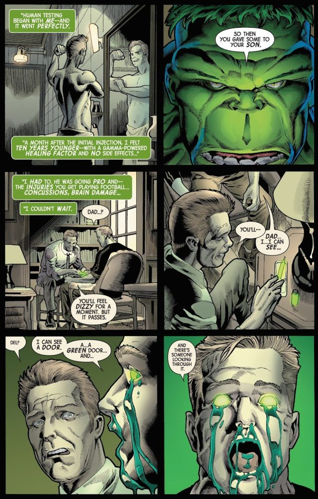 The Hulk VS Doctor Frye