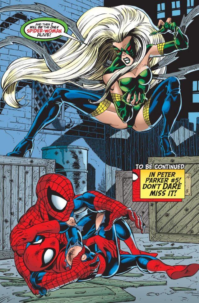 Spider-Woman (The Amazing Spider-Man Vol. 2 #5)