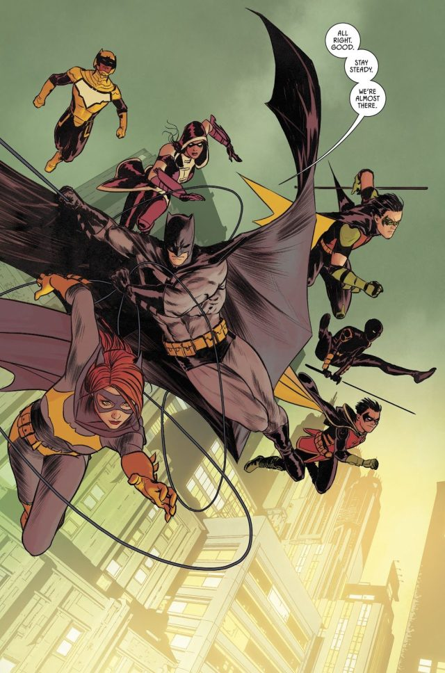 The Bat Family (Batman Vol. 3 #71)
