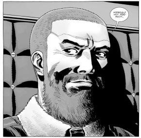 Rick Grimes (The Walking Dead #182)