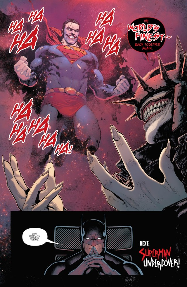 The Superman Who Laughs 1