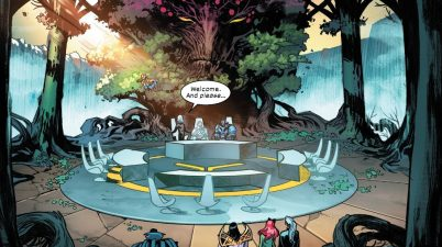 The Quiet Council Of Krakoa Creates The Mutant Laws