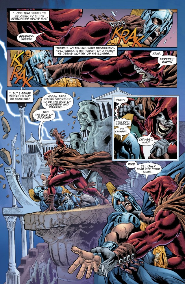 From – The Infected: King Shazam