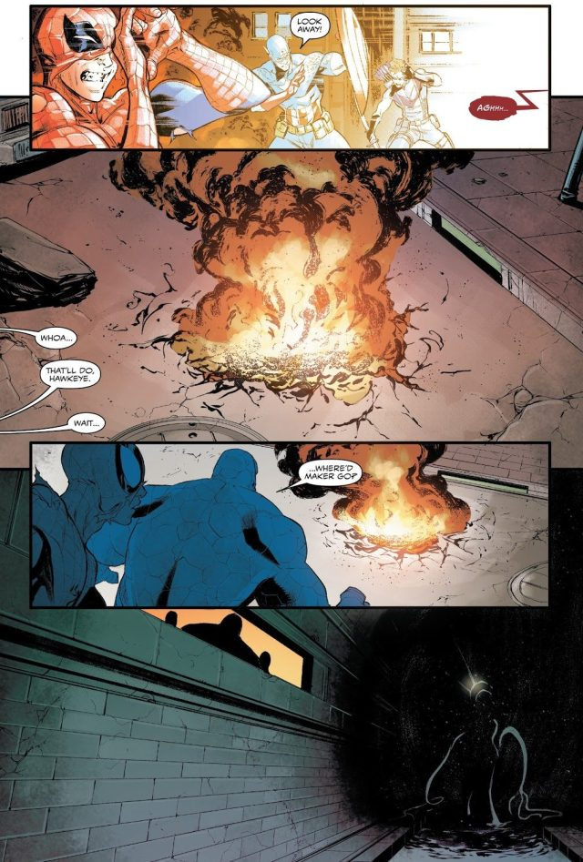 Sleeper Symbiote Can Make Napalm