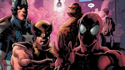 The Avengers (Absolute Carnage #3)