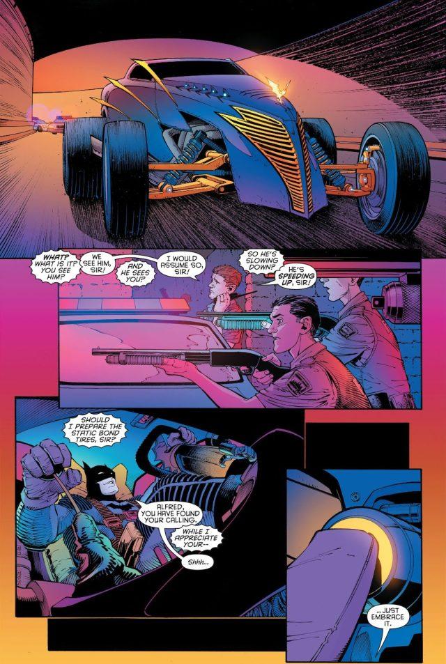 The Batmobile (Batman Vol. 2 #25)