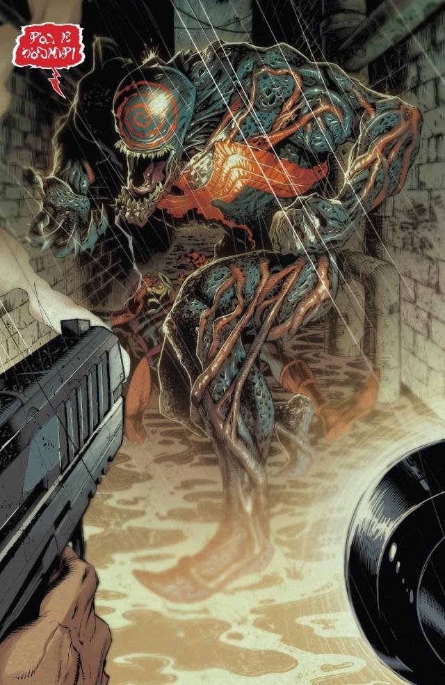 Venom Controlled By Knull (Venom Vol. 4 #1)
