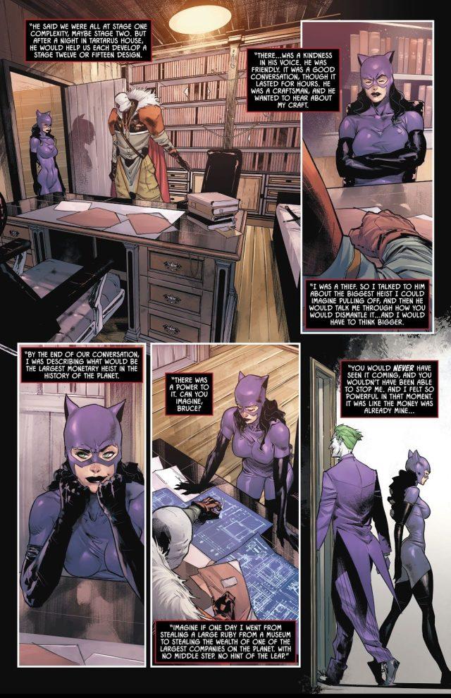 The Joker Kills The Designer