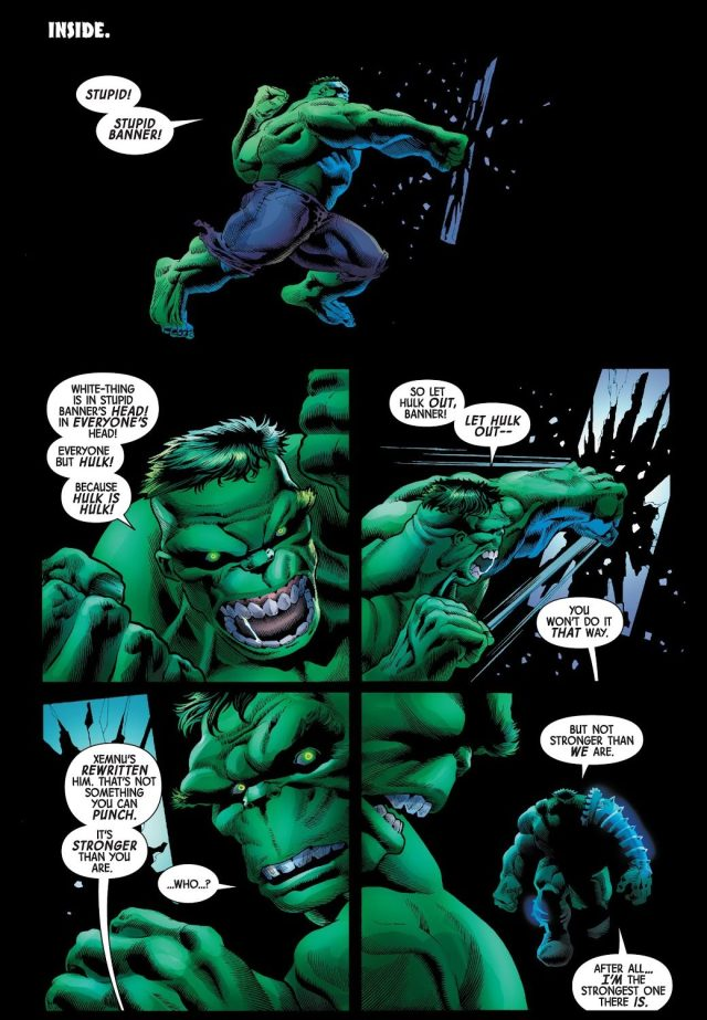 World Breaker Hulk (Immortal Hulk #31)