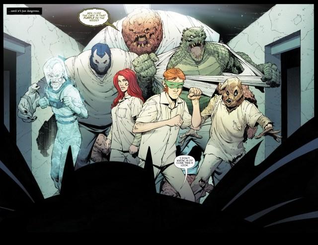 Batman's Rogue Gallery (Batman Vol. 2 #51)