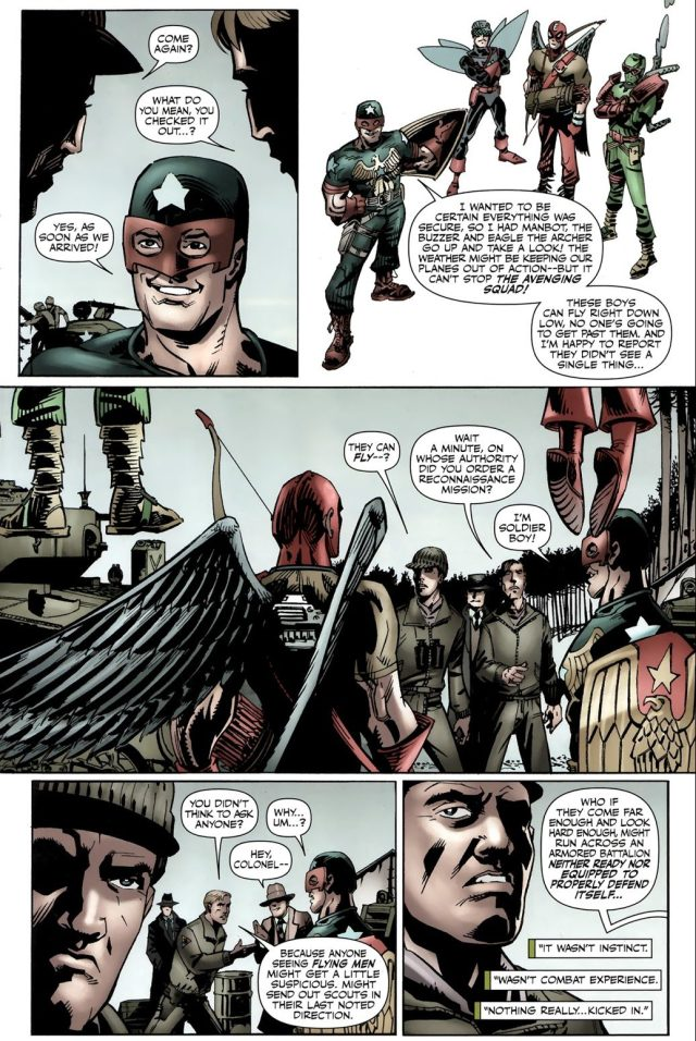How The Avenging Squad Got Killed (The Boys)