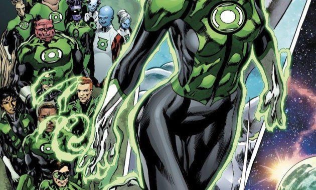 Jessica Cruz (Green Lanterns #57)