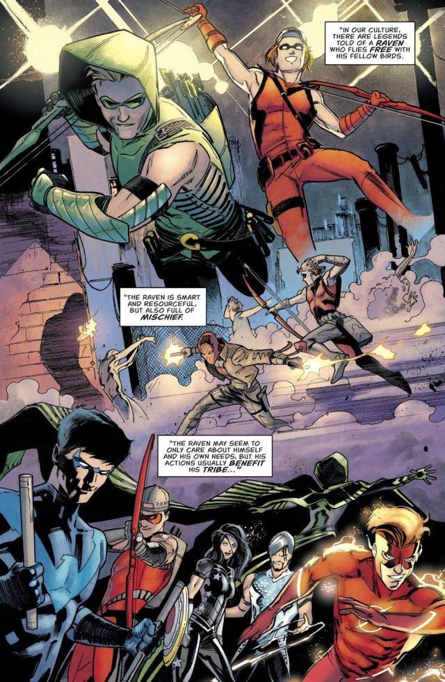 Roy Harper (Green Arrow Vol. 6 #45)