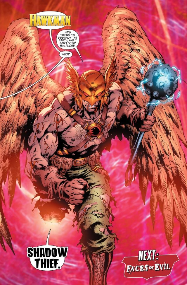Hawkman (Justice League of America Vol. 2 #28)