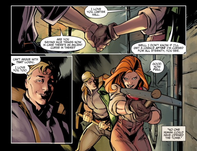 Hawkgirl Possessed By Adophis (Injustice Gods Among Us)