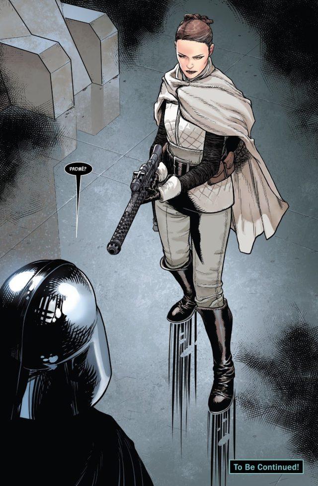 Sabé (Darth Vader Vol. 3 #1)