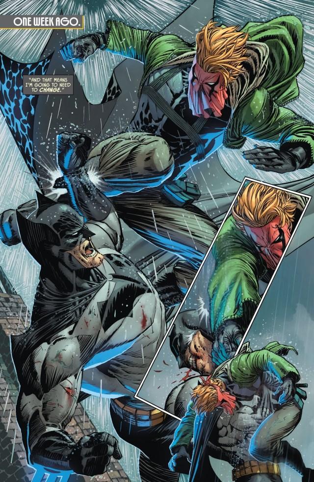 Batman VS Grifter (Batman Vol. 3 #101)