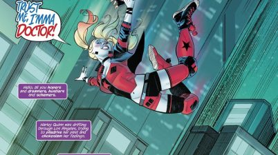 Harley Quinn Vol. 3 #72