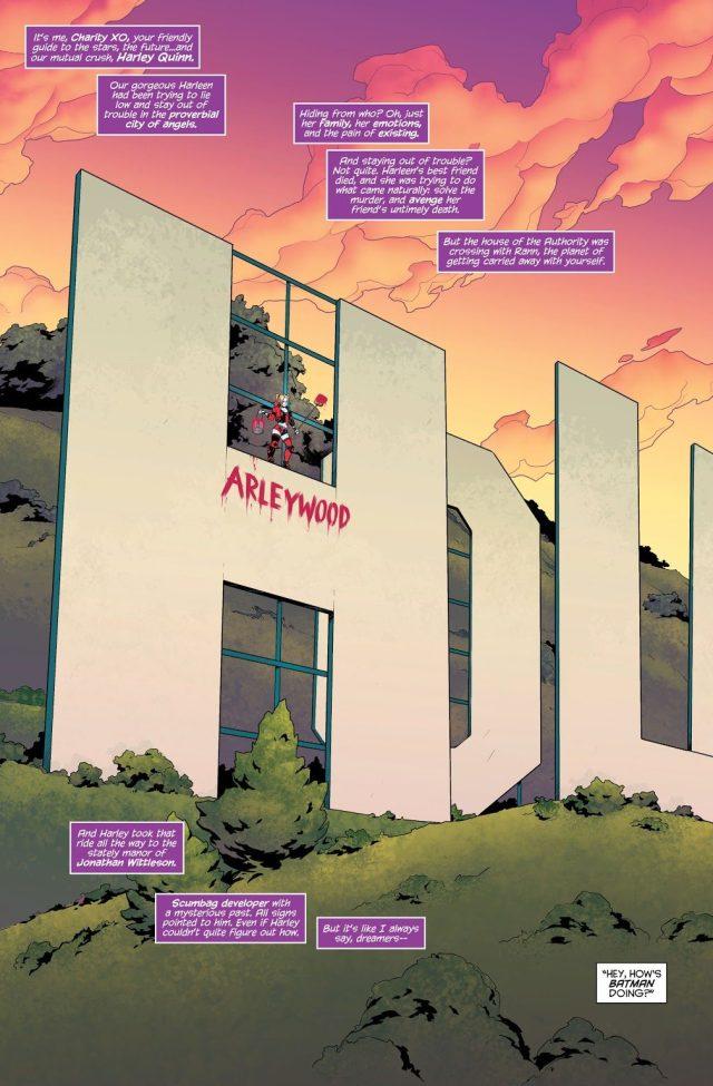 Harley Quinn Vol. 3 #73
