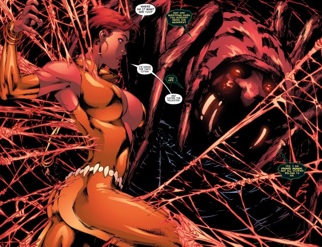 Vixen (Justice League of America Vol. 2 #25)