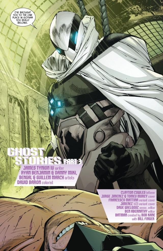 Ghost-Maker (Batman Vol. 3 #104)