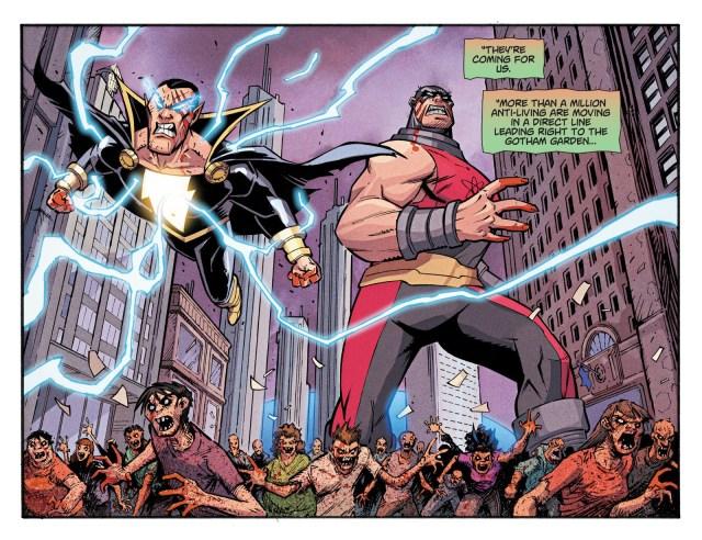 Black Adam (DCeased: Hope At World's End #13)