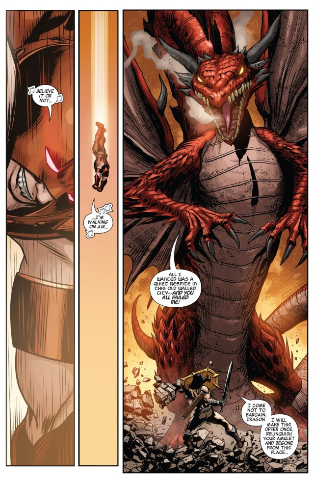 Juggernaut And Magik Team Up