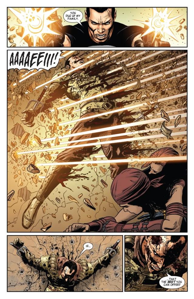 Savage Avengers VS Priest of Sickles
