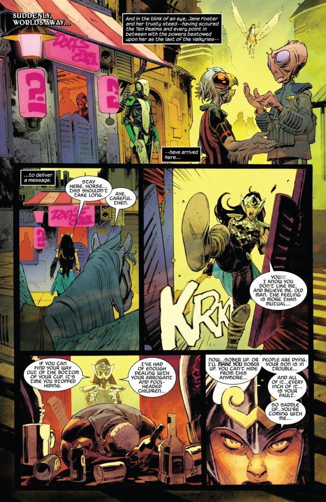 Odin (Thor Vol. 6 #12)