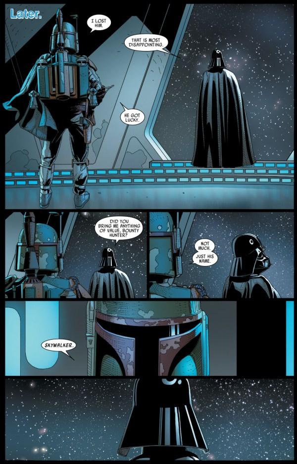Anakin Skywalker Comicnewbies