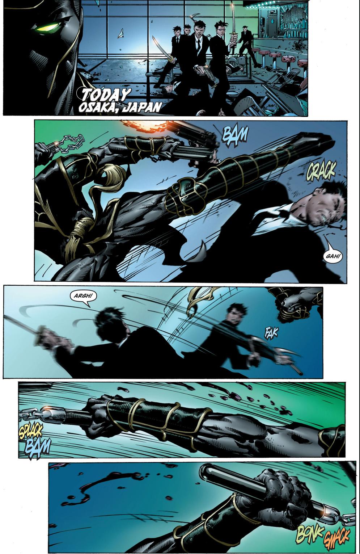 Ronin New Avengers Comicnewbies