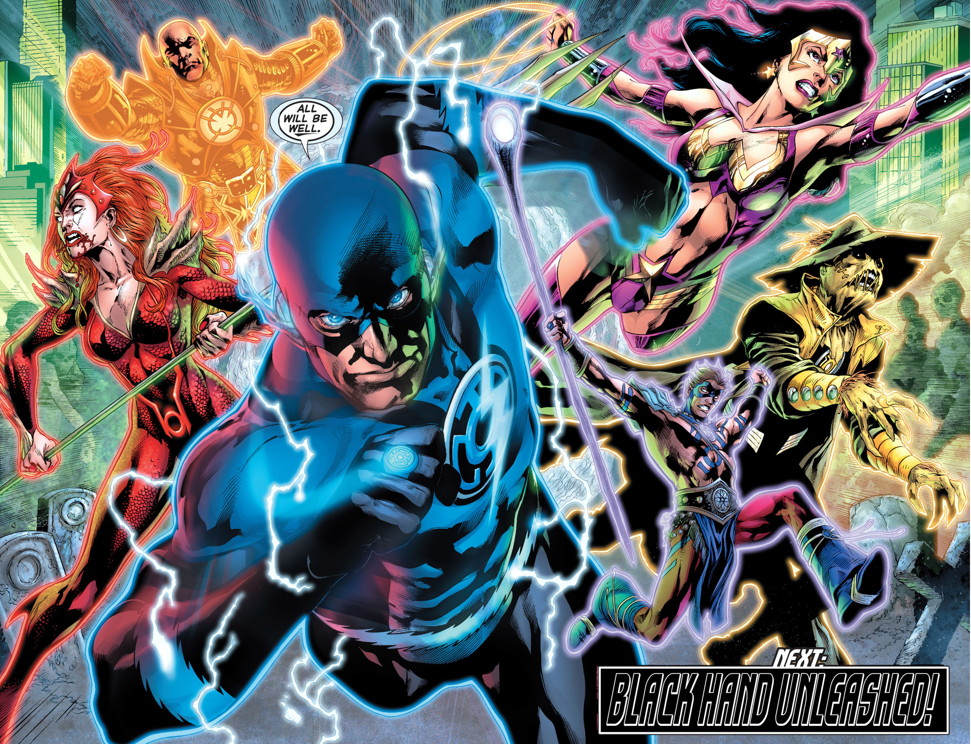The Flash All Will Be Well Comicnewbies