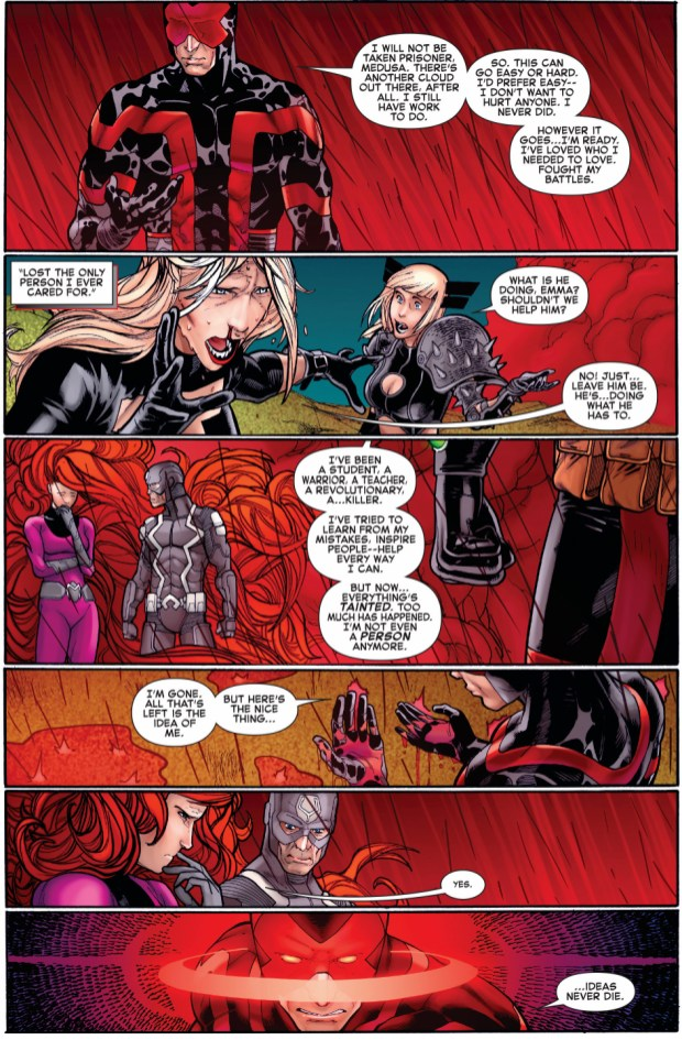Black Bolt Kills Cyclops Comicnewbies
