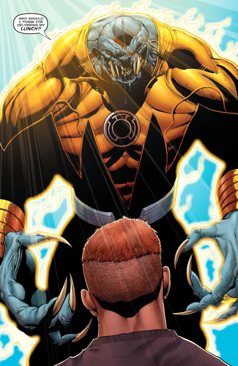 Arkillo Hal Jordan And The Green Lantern Corps 15